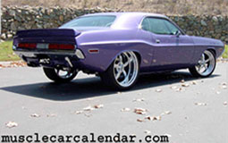 La era de los muscle cars